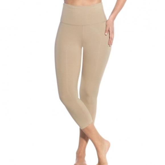 32083c21374815 Lysse Pants | Nude Control Top Capri Leggings | Poshmark